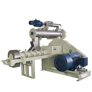SPHG5000b原料膨化机