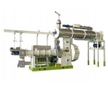 SPHS168双轴差速水产膨化机