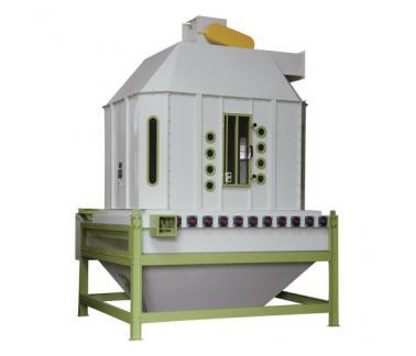 新摆杆式冷却器