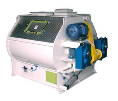 SSHJ3双轴高效混合机