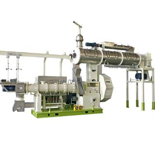 SPHS218水产膨化机